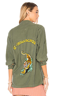 Military vintage tiger shirt - AS65