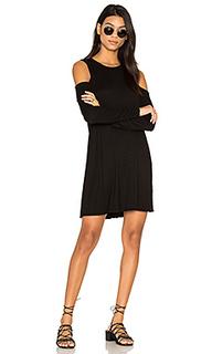 Платье с открытыми плечами radford - Michael Lauren