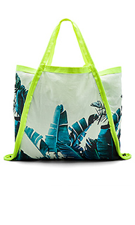 Asymmetrical tote bag - Samudra