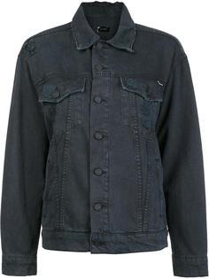 джинсовая куртка Mother