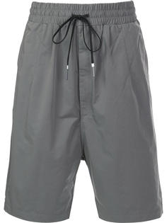 шорты на завязках Brandblack