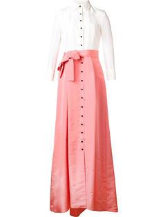 платье Trench Carolina Herrera