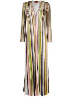 платье в полоску  Missoni