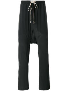 drawstring long trousers Rick Owens