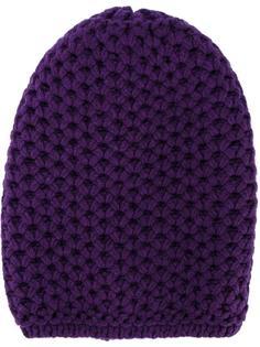 шапка крупной вязки Inverni