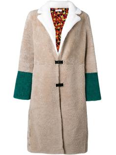 classic midi coat Saks Potts