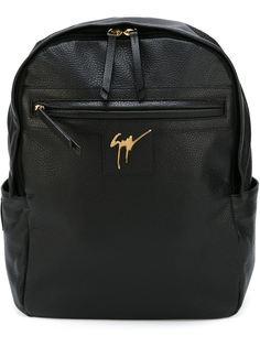рюкзак с логотипом  Giuseppe Zanotti Design