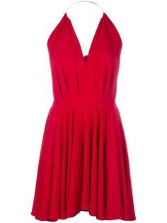 платье со складками Plein Sud