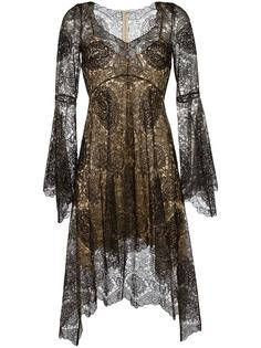 кружевное платье Plein Sud