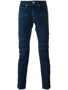 contrasting sides slim-fit jeans Pierre Balmain