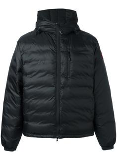 down hooded jacket Canada Goose