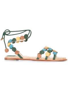lace-up sandals  Paloma Barceló