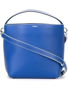 zipped shoulder bag  Perrin Paris