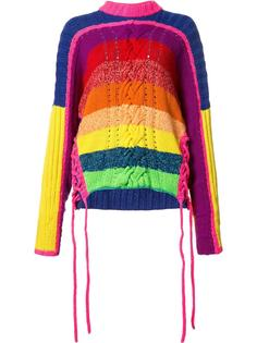 Rainbow jumper Spencer Vladimir