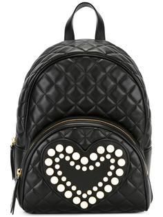 стеганый рюкзак Boutique Moschino