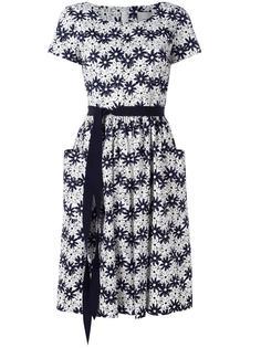 floral print dress Carolina Herrera