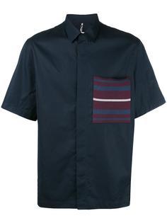 knitted pocket shirt  Oamc