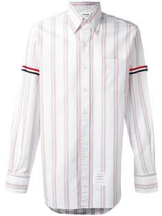 striped shirt Thom Browne