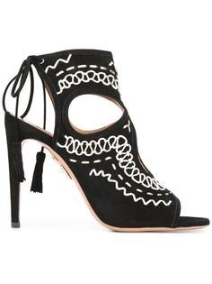 Sexy Thing Folk sandals  Aquazzura