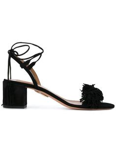 босоножки Wild Thing 50 Aquazzura
