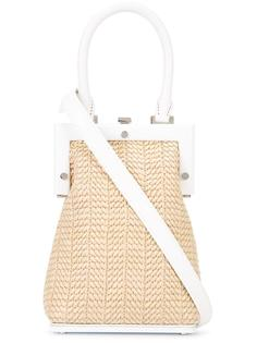 woven crossbody bag  Perrin Paris