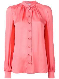 блузка на пуговицах Lanvin