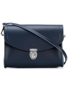 medium pushlock crossbody bag The Cambridge Satchel Company