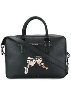 сумка с заплаткой Mediterraneo  Dolce & Gabbana