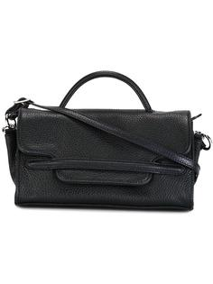 сумка через плечо с откидным клапаном Zanellato