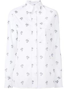 рубашка с карманом Victoria Beckham