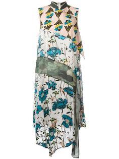 floral print dress Antonio Marras