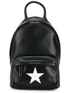 нано-рюкзак с принтом звезд Givenchy