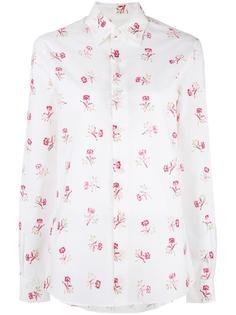 floral print shirt  Loewe