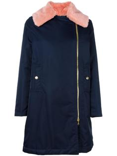 пальто на молнии  Love Moschino