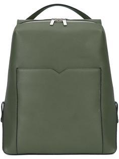 кожаный рюкзак Valextra