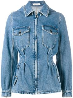 джинсовая куртка J.W.Anderson