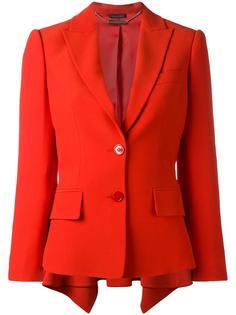 классический пиджак Alexander McQueen