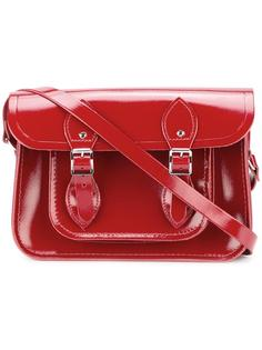 double buckle satchel The Cambridge Satchel Company