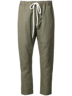 relaxed fit trousers Bassike