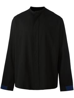 collarless shirt  Haider Ackermann