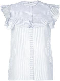 striped sleeveless shirt  Vilshenko