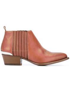 ботинки по щиколотку Buttero