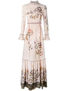floral print maxi dress Vilshenko