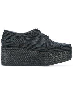 туфли на платформе Pinto Robert Clergerie