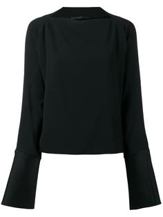 boat neck blouse  Haider Ackermann