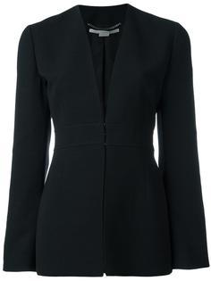 пиджак без воротника Stella McCartney