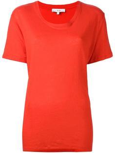 футболка с вырезом-ковшом Iro