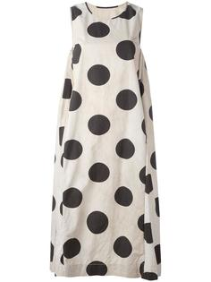 polka dot dress Uma Wang