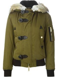 дутая куртка Dsquared2