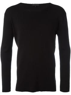 crew neck sweatshirt  Ann Demeulemeester Grise